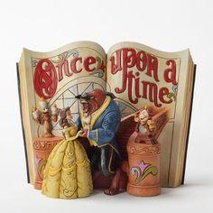 Heartwood Creek Jim Shore Disney Princess 4031483 Beauty Belle Storybook | eBay
