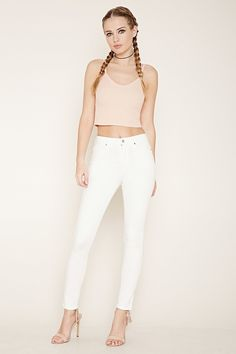 Skinny Jeans   Forever 21 - 2000176233 $25