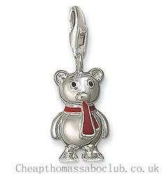 http://www.cheapsthomassobostore.co.uk/genuine-thomas-sabo-silver-bear-red-animal-charm-001-outlet.html  Gorgeous Thomas Sabo Silver Bear Red Animal Charm 001 Onlinesales
