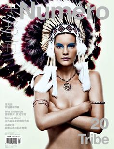 Design Scene - Fashion, Photography, Style & Design - Sara Blomqvist for Numero China August 2012