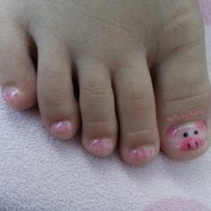 Cute For My Little Girls Nails In 2018 Pinterest Girls Nails