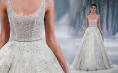 Having a Style orgasm - Paolo Sebastian '16 AW collection - I would love this to be my wedding dress