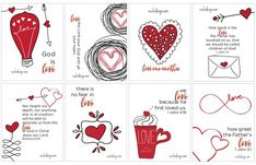 Send a valentine reminder of God's love! Enjoy this NEW free Bible Verse Valentine printable! Valentines Bible Verse, Valentines Day Doodles, Diy Valentines Cards, Valentine Ideas, Printable Valentine, Valentine Crafts, Welcome Card, Bible Verses About Love, Happy Hearts Day
