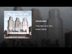 Peter Bjorn and John - Amsterdam