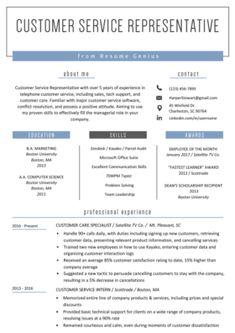 Customer Service Sales Resume Best Of Customer Service Representative Resume Examples Resume Writing Tips, Resume Skills, Resume Tips, Resume Review, Resume Summary, Writing Guide, Writing Skills, Customer Service Resume Examples, Free Resume Examples