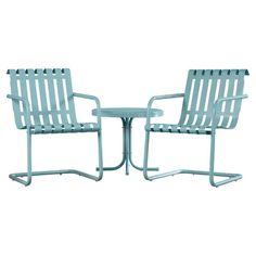 Mercury Row Erato 3 Piece Aidan Patio Seating Group | AllModern