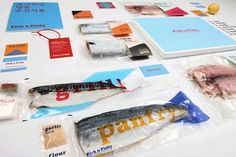 Eye-Catching, Fun & Cheerful Packaging Design For Frozen Seafood - DesignTAXI.com