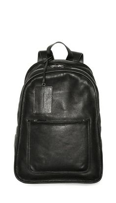 Marc by Marc Jacobs Out of Bounds Leather Backpack