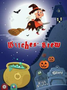 - an arcade game requiring attention and good eye-hand coordination with 100 levels and 2 difficulty settings. Halloween Apps, Halloween Potions, Halloween Themes, 6 Year Old Boy, Spooky Stories, Fun Games For Kids, Witches Brew, Memory Games, Best Iphone