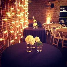 Photos of the Event Space at the Johnny Cash Museum Event Center. Johnny Cash Museum, Wedding Receptions, Corporate Events, Nashville, Industrial, Table Decorations, Future, Studio, Photos