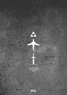 Esteban Hidalgo - Posters Skyward Sword2