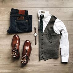 outfit grid Who makes those shoes Outfit Grid, Casual Wear, Casual Outfits, Men Casual, Casual Chic, Casual Styles, Smart Casual Man, Bar Outfits, Vegas Outfits