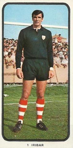 Cromos de Iríbar, el que pudo ser Balón de Oro (9). Temporada 1973-74.