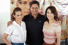 Last August 11, 2015, the premiere night of the movie The Love Affair that stars CharDawn love team Richard Gomez and Dawn Zulueta together with Bea Alonzo was held at the SM Cinemas at Megamall. I...