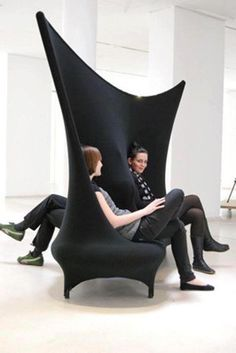 Cool modern gothic style furniture