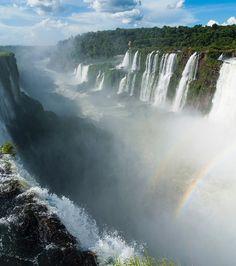 Sao Paulo, Brazil to Iguazu Falls