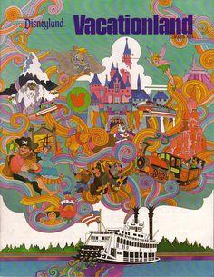 Disneyland Vacationland Summer 1981. Duuuuuuuuddddeeeee....