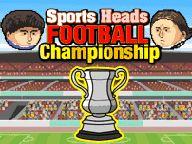 Sport Heads Footbal Championship unblocked