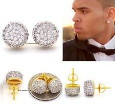 31 Best Diamond Earrings For Men By Www Menjwewll Com Images Mens
