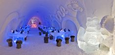 LumiLinna Snow Castle-a Hotel of Snow and Ice img15