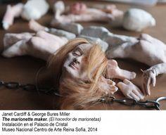 Janet Cardiff & George Bures Miller. El hacedor de marionetas en el Palacio de Cristal