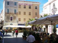 La Maddalena - looks the same to me, unless this is a picture from the 90's! :)