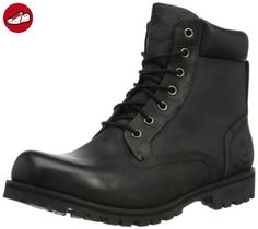 Timberland EK Rugged WP FTM_Rugged 6 in Plain Toe WP Boot, Herren  Kurzschaft Stiefel,