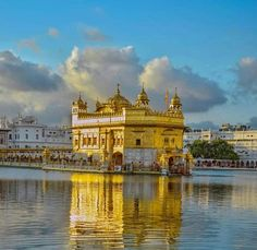 Golden Temple Wallpaper, Ek Onkar, Harmandir Sahib, Sri Guru Granth Sahib, Nanak Dev Ji, Golden Temple Amritsar, Guru Pics, Wish I Was There, Incredible India
