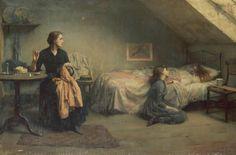 Thomas Benjamin Kennington - Widowed and Fatherless, 1888