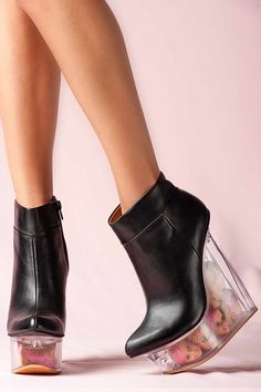 JEFFREY CAMPBELL - ICY-TOY BOOTS