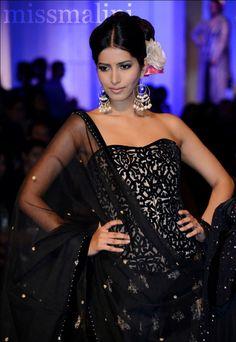 Bridal wear by Meera and Muzaffar Ali