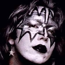 Bildresultat For Ace Frehley Makeup Ace Frehley Kiss Band Hot Band