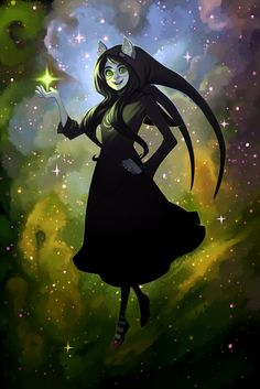 One of my favorite pieces of fanart.  God Tier Jade is awesome!