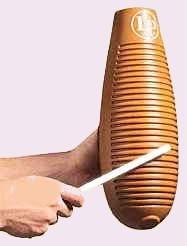 Guiro. Instrumenty muzyczne