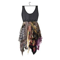 Isn't this clever?  I need scarf storage and this one is very fun!  Umbra Boho Dress Scarf Organizer - Hanging Organizers