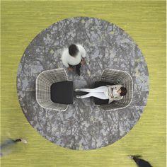 Tretum Shaw textilgolv, Park Collection