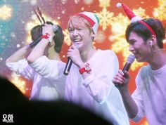 [19.12.15] SnowFlake date - MoonBin, SanHa e Rocky