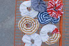 free pattern at Robert Kaufman Sewing Patterns Free, Quilt Patterns, Free Pattern, Free Sewing, Robert Kaufman, Sewing Studio, Weekend Fun, Scrunchies, Textiles