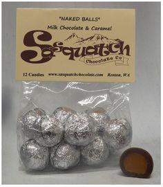 Sasquatch Naked Balls (milk)