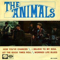 SIXTIES BEAT: The Animals