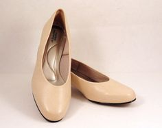Vintage Color Block High Heels Suede Womens Shoes by pursenbootz