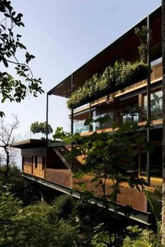 RESIDÊNCIA FW | Bernardes + Jacobsen - Arquitetura