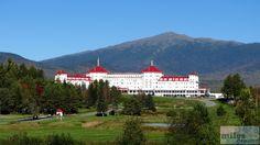 Mount Washington Hotel - Check more at https://www.miles-around.de/nordamerika/usa/new-hampshire/mount-washington/,  #CoveredBridge #IndianSummer #Nationalpark #Natur #NewHampshire #Reisebericht #Shopping #USA