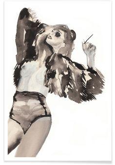 Youre Banned Too - Victoria Verbaan - Premium Poster