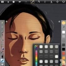 Top 5 iPad Painting Apps