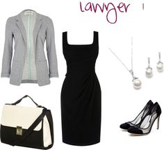 I don't exactly want to be a Lawyer, but I do want to dress like this when I go to work.