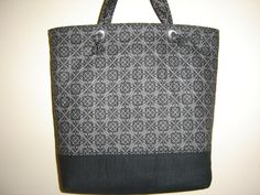 Large Tote by Tarapy on Etsy, $50.00