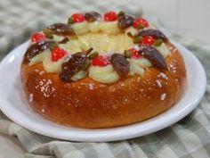 Rosca de reyes - pascua