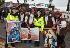 Today, 9 July sees India take on New Zealand in one of the semi-finals of the ICC Cricket World Cup at the Emirates Old Trafford. Greater Manchester Police officers are on hand to ensure the safety and security of all. Manchester Police, Icc Cricket, Cricket World Cup, Ing, Emergency Response, Old Trafford, Semi Final, Safety And Security, Police Officer