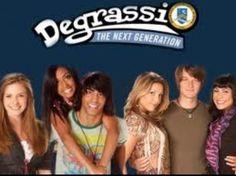 Degrassi, my favorite show!
